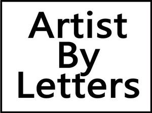 Artist By Letters