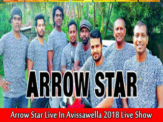 Arrow Star Live In Avissawella Byc Color Night 2018 Live Show Image