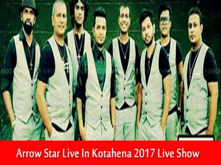 Arrow Star Live In Kotahena 2017 Live Show Image