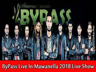 Bypass Live In Mawanella 2018 Live Show Image