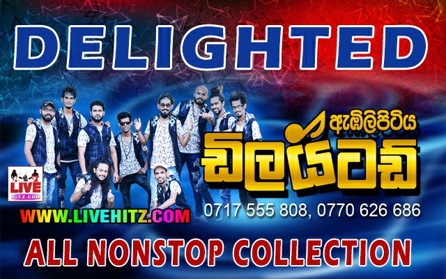 Sanath Nandasiri Songs Nonstop - Delighted Mp3 Image