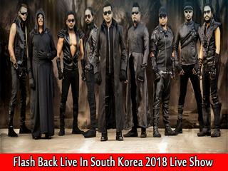Flash Back Live In Jeju Island South Korea 2018 Live Show