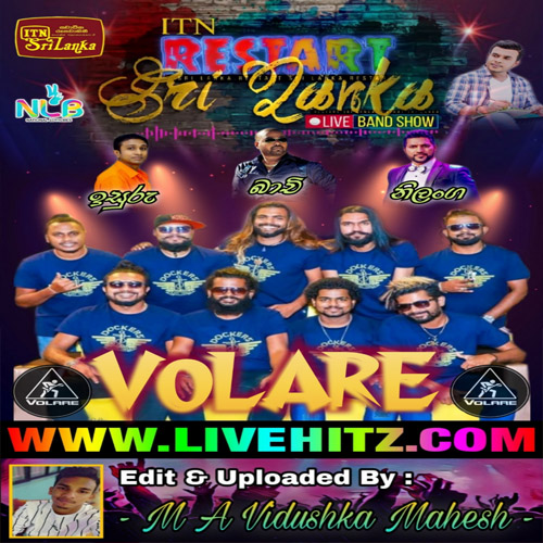 ITN Restart Live Band Show With Seeduwa Volare 2020 Live Show Image