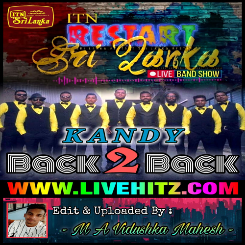 ITN Restart Sri Lanka Live Band Show With Back To Back 2020 Live Show Image