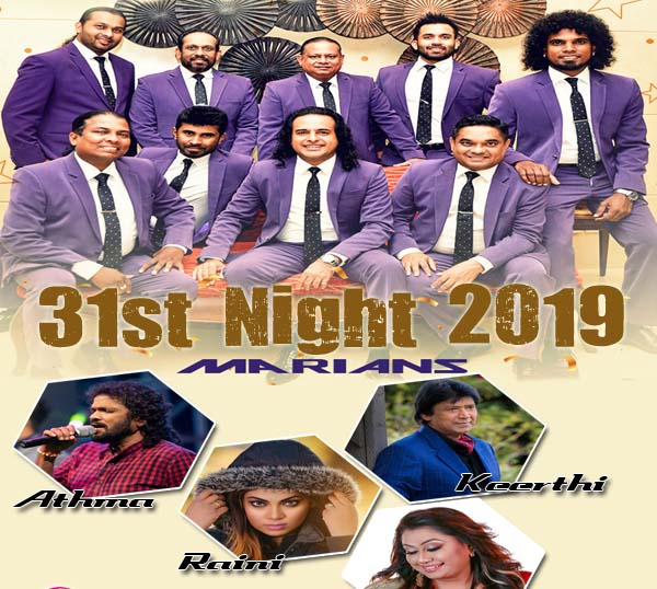 Marians Live At 31st Night 2019 Live Show Image