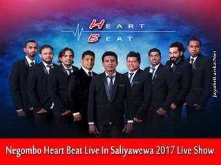 Negombo Heart Beat Live In Saliyawewa 2017 Live Show Image