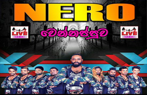 Nero Live In Wennappuwa 2019-12-29 Live Show - sinhala live show