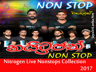 Nitrogen New Nonstop Collection 2017 Live Show Image