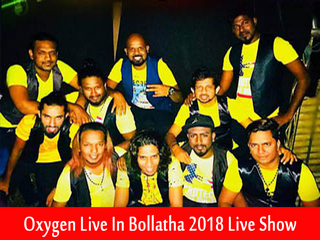 Oxygen Live In Bollatha 2018 Live Show Image