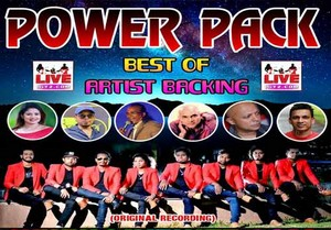 Power Pack Best Of Artist Backing 2019 Live Show Image
