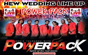 Power Pack Wedding Lineup 2019 Live Show Image