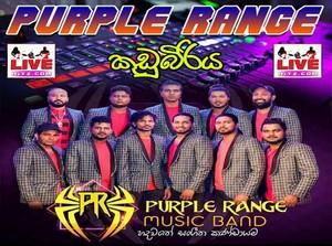 Purple Range Live In Kudubiriya 2019 Live Show Image