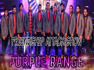 Purple Range Vs Heros Attack Show Live In Galle Nagoda 2018 Live Show Image