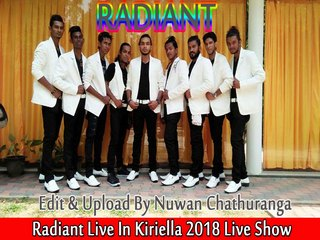 Radiant Live In Kiriella 2018 Live Show Image