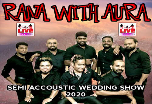 Rana With Aura Semi Accoustic Wedding Show 2020 Live Show Image