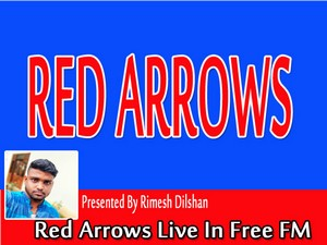 Red Arrows Live In Free FM Saturday Party 2018 Live Show Image