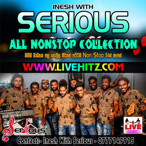Serious All Nonstop Collection Live Show Image