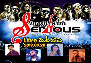 Serious Live In Maravita 2019-09-20 Live Show Image