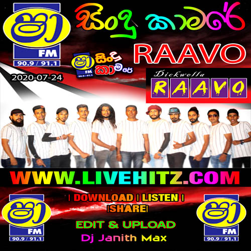 Vijaya Kumarathunga Songs Nonstop - Raavo Mp3 Image