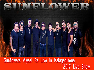 Sunflower Tharu Miyasi Rae Live In Kalagedihena 2017 Live Show Image