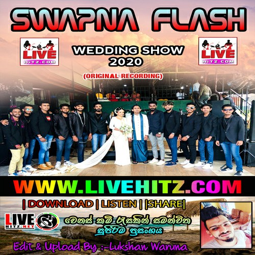 Swapna Flash Live In Tirans Wedding Show 2020 Live Show - sinhala live show