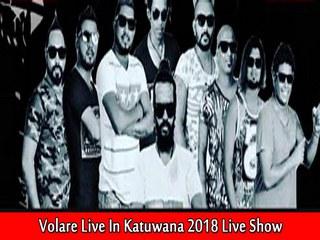Volare Live In Katuwana 2018 Live Show Image