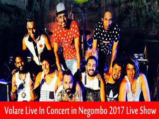 Volare Sundown Concert Live In Negombo 2017 Live Show Image